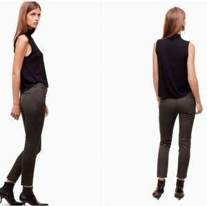 Aritzia Elliot pants in black size 2. EUC